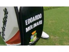 Edoardo Molinari talks about what is in his bag