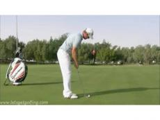 Peter Hanson gives some long putt instruction tips