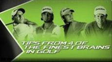 Sergio Garcia, Martin Kaymer, Jason Day and Retief Goosen